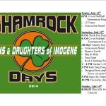 shamrock days 14 poster